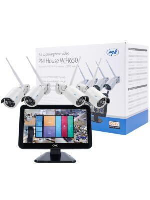 PNI House WiFi650 κιτ παρακολούθησης βίντεο