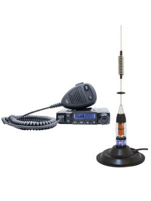 CB PNI ραδιοφωνικός σταθμός Escort HP 6500 ASQ + CB PNI ML70 Κεραία